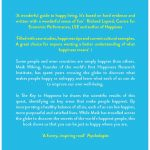 The Key to Happiness How to Find Purpose by Unlocking the Secrets of the World's Happiest People 2